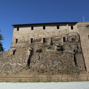 Rocca di Meldola - Particolare facciata foto di: Diego Baglieri - Wiki Loves Monuments 2016