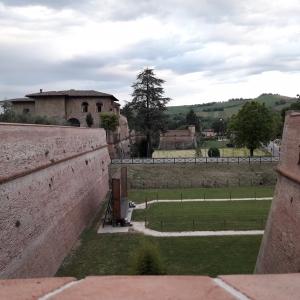 Fortezza di Terra del Sole - Bastione Santa Reparata- Castello del Cappitano delle Artiglierie foto di: |Bandini| - pro loco