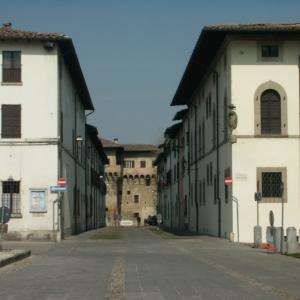 Fortezza di Terra del Sole - Borgo Romano foto di: |Bandini| - Pro Loco