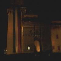 Castello Estense durante le celebrazioni dei 150 anni d'Italia - Tommaso Trombetta - Ferrara (FE)