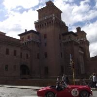 Castello Estense al Gran Premio Nuvolari 2010 - Tommaso Trombetta - Ferrara (FE)
