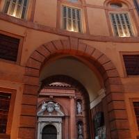 Scorcio in Via della Giovecca - Irenefinessi - Ferrara (FE)