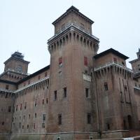 Ferrara, il castello - Paperkat - Ferrara (FE)