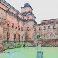 Il castello di Ferrara - Paperkat - Ferrara (FE)