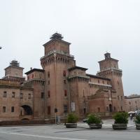 Panorama del castello - Paperkat - Ferrara (FE)