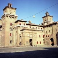 Ferrara 32 - Castello Estense 02 - Emanuele Schembri - Ferrara (FE)