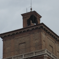 Danni alla torre del Leone dopo il terremto del 20 maggio 2012 - Tommaso Trombetta - Ferrara (FE)