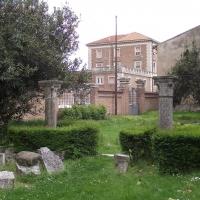 Giardino interno della Palazzina Marfida d'Este - Tommaso Trombetta - Ferrara (FE)