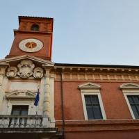 Torre dell'orologio Palazzo Paradiso - Tommaso Trombetta - Ferrara (FE)
