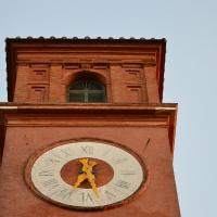 Dettaglio orologio Palazzo Paradiso - Tommaso Trombetta - Ferrara (FE)
