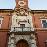 Entrata Palazzo Paradiso - Tommaso Trombetta - Ferrara (FE)