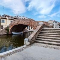 Ponte San Pietro - Comacchio - Vanni Lazzari - Comacchio (FE)