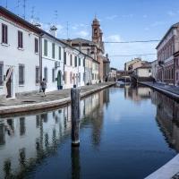 Comacchio, via Agatopisto - Vanni Lazzari - Comacchio (FE)