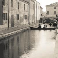 Comacchio barche - Danno1976 - Comacchio (FE)