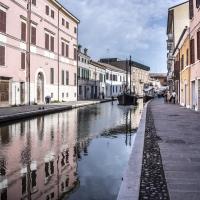 I colori del centro storico di Comacchio - Vanni Lazzari - Comacchio (FE)