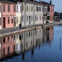 I colori di Comacchio - Vanni Lazzari - Comacchio (FE)