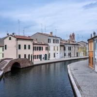 Panoramica del centro storico di Comacchio - Vanni Lazzari - Comacchio (FE)