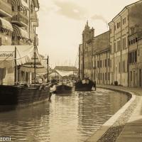 Comacchio antica - Danno1976 - Comacchio (FE)