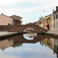 Comacchio e i suoi ponti - Maria Chiara Grasso - Comacchio (FE)