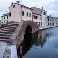 Un piccolo ponte di Comacchio - Vanni Lazzari - Comacchio (FE)