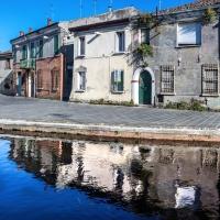 Scorcio del Centro Storico di Comacchio - Vanni Lazzari - Comacchio (FE)