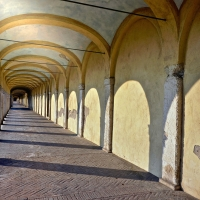 Loggiato dei Cappuccini - Vanni Lazzari - Comacchio (FE)
