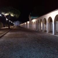 Loggiato dei Cappuccini, Comacchio, Ferrara, By night - Montibarbara - Comacchio (FE)