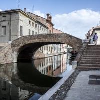 Ponte degli sbirri -- - Vanni Lazzari - Comacchio (FE)