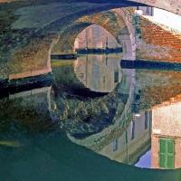 Emilia-Romagna Fe Comacchio Ponte degli sbirri - Biancamaria Rizzoli - Comacchio (FE)