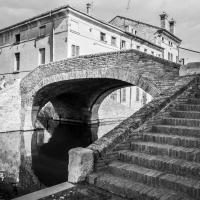 Ponte degli sbirri--- - Vanni Lazzari - Comacchio (FE)