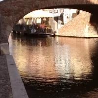 Ponte Trepponti, Comacchio, scorcio - Montibarbara - Comacchio (FE)