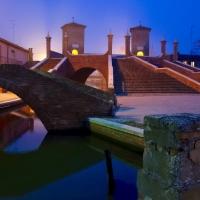 Trepponti nell'ora blu - Vanni Lazzari - Comacchio (FE)