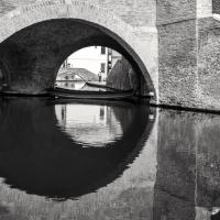 Trepponti - particolare - Vanni Lazzari - Comacchio (FE)
