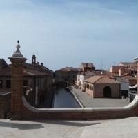 Vista di Comacchio dal ponte Trepponti - Tommyceru - Comacchio (FE)