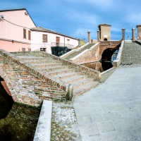 Trepponti a colori - Vanni Lazzari - Comacchio (FE)