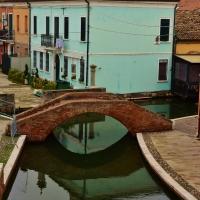 Ponte di Comacchio - Paola Focacci - Comacchio (FE)