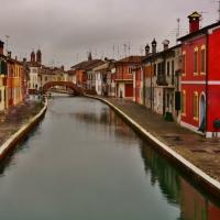 Canale comacchiese - Paola Focacci - Comacchio (FE)