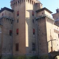 Esterno del castello - Davide Piazza - Ferrara (FE)
