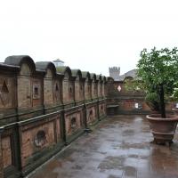 Loggia aranci castello estense Ferrara - Nicola Quirico - Ferrara (FE)