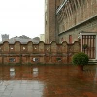 Loggia aranci castello Estense 2007a - Nicola Quirico - Ferrara (FE)