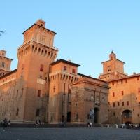 Castello Estense al tramonto - Vassalli.chiara - Ferrara (FE)