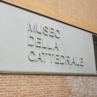 Targa Museo della Cattedrale - AnnaBBB - Ferrara (FE)