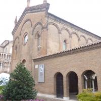 Museo della Cattedrale- dalla strada - AnnaBBB - Ferrara (FE)