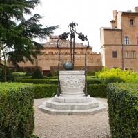 Palazzo Costabili detto di Ludovico il Moro - Pozzo del giardino - Andrea Comisi - Ferrara (FE)