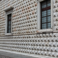 Sezione Palazzo dei Diamanti - Vassalli.chiara - Ferrara (FE)