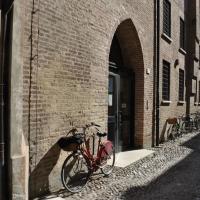 Facciata Palazza Pendaglia, Ferrara - Nicola Quirico - Ferrara (FE)