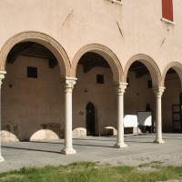 Palazzo Pendaglia loggia 1 - Nicola Quirico - Ferrara (FE)