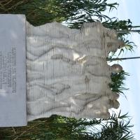 Monumento ai Martiri Macchinina - frontale - Smillallims - Goro (FE)