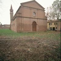 Chiesa di San Domenico, facciata - Samaritani - Argenta (FE)