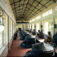 Ecomuseo, impianto idrovoro di Saiarino - Samaritani - Argenta (FE)